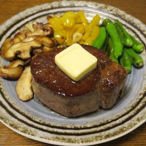 ◆国産牛のヒレステーキ/揚げ出し豆腐/小松菜のお浸し/野菜サラダ◆