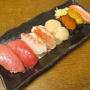 ◆特上寿司/かにみそ/生ハムクリームチーズ/野菜サラダ◆