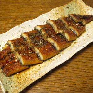 ◆鰻の蒲焼/ローストポーク/タコときゅうりの酢の物/野菜サラダ◆