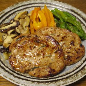 ◆豚ロース大葉ロールステーキ/ツブ貝の刺身/タコのマリネ/野菜サラダ◆