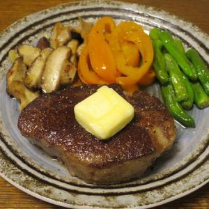 ◆黒毛和牛ヒレステーキ/生しらす/舞茸の天ぷら/野菜サラダ◆