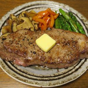 ◆アンガスビーフのサーロインステーキ/酢だこ/切り干し大根/野菜サラダ◆