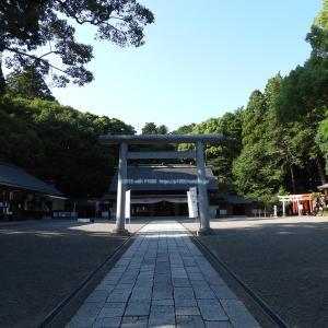 常磐神社と千波湖をHDRで撮った