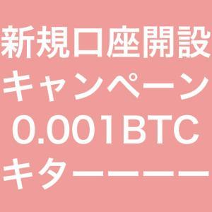 新規口座開設で、1000円キターーー♪( ´θ`)ノ