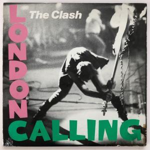 ザ・クラッシュ『ロンドン・コーリング』