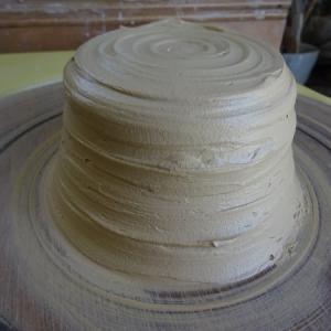 轆轤挽き 中鉢(煮物皿)
