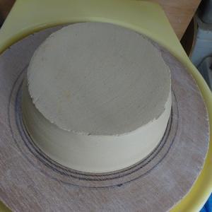 高台削り 煮物鉢