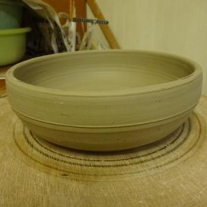 高台削り 鉢