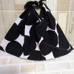 こだわり派向け、きれいな縫い代始末のあずま袋の作り方