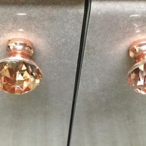 20年間交換しなかったキッチン扉のつまみを一週間で2回交換した!