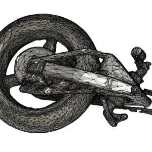 【3DスキャナーPart5】3Dスキャンからソリッド化