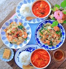 【タイの食事と健康診断】タイ料理の食べすぎに注意