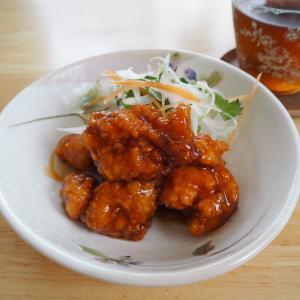 鳥の甘酢たれのレシピ!  酢豚や魚介類にも使える万能ダレ!
