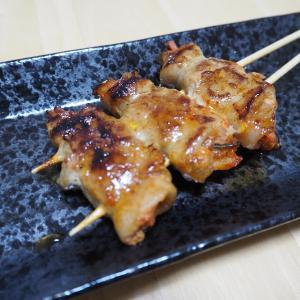 【レシピ】焼き豚串! 豚肉キムチ巻き!