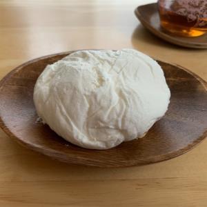 豆乳レアチーズケーキのレシピ! 体に優しいデザート!