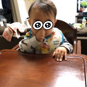 丈夫で安心!KATOJIのテーブル付きハイチェア(セナ)の感想