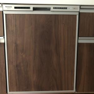 【ラクシーナ】念願の食洗機!食洗機は深型で大きいものがいい!