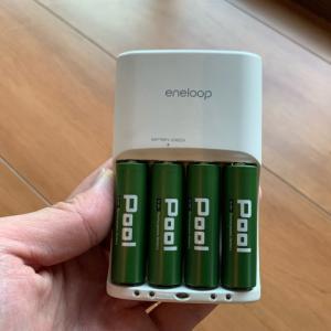 【レビュー】eneloopの充電器が使える!格安充電池「POOL」を購入!