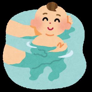 赤ちゃんのお風呂はどう入れる?【我が家のお風呂事情】
