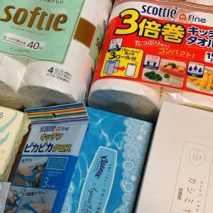 【テンション上がる株主優待】日本製紙(3863)から奥さん喜ぶヤツが来た