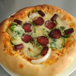 【男の料理】ピザ作るよ!【スチームオーブン】