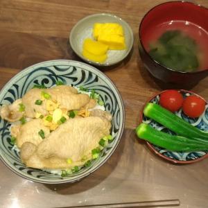 【男の料理】豚丼