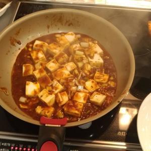 【男の料理】麻婆豆腐2