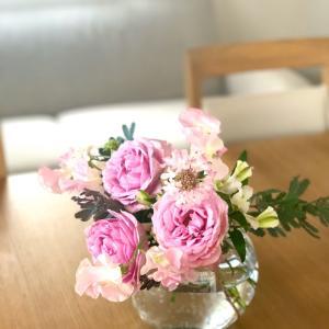 我が家はお花いっぱい