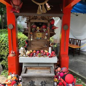 下呂温泉♨️の「さるぼぼ神社」
