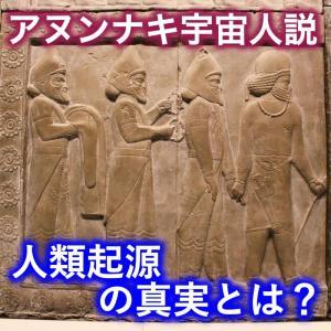 人類起源の真実とは?アヌンナキ宇宙人説について詳しく解説します!