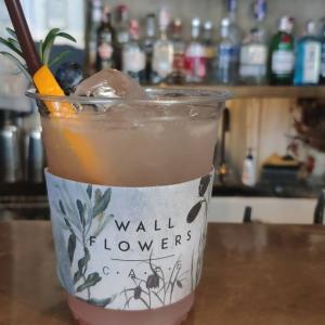[花屋併設カフェ]Wallflowers Cafe