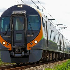 JR四国 8600系電車 E1+E11編成 特急「しおかぜ」5号