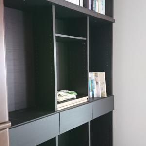 本棚の大整理