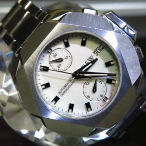 RSW Rama Swiss Watch アールエスダブリュ NAZCA オーバーホール 巻き芯交換