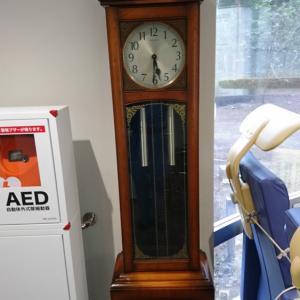 セイコー ホールクロック 柱時計 オーバーホール フリペラ加工制作