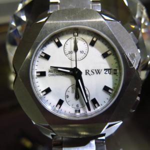 RSW アールエスダブリュ Rama Swiss Watch ラマスイスウォッチ オーバーホール