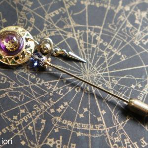 魔術師の杖ネックレス - ハロウィンver -