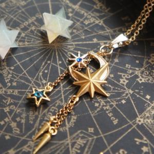 【ツイステ】星に願いをイメージネックレス