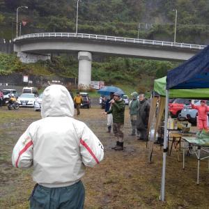 キャッチ&クリーンin中津川