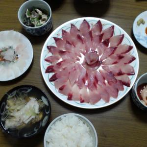 初釣り料理編