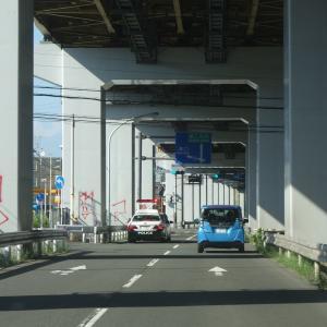 第三京浜の下を走る、市道なのに妙に立派な4車線道路(第2回)