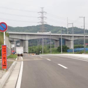 神奈川県道603号バイパス 開通翌日の様子を実走レポ(詳細編3)