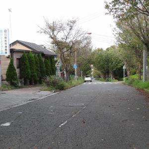 舞岡リサーチパークの何処にも繋がっていない謎の2車線道路(第3回)