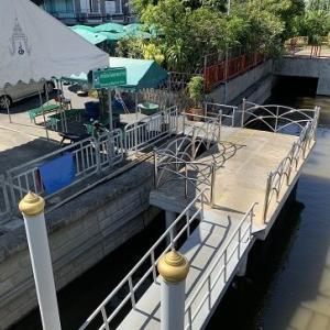 パドゥンクルンカセーム運河ボート Vol.3~カオサン通りへの寄り道