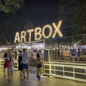 バンコク ナイトマーケット ARTBOX