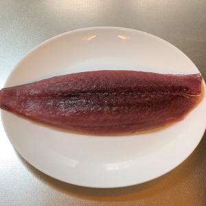 釣りグルメ 相模湾 2019 コマセ カツオ・マグロ #9 その2 ヒラソーダ料理