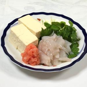 釣りグルメ 湾フグ 身皮料理