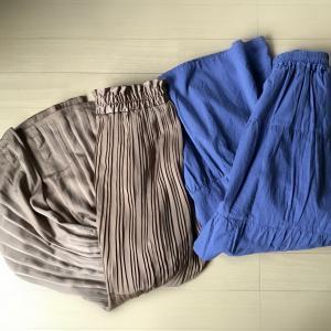娘(15)とシェアする約束でアラフィフ母が買った780円スカート