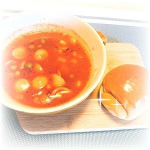【名探偵コナン】安室透のレンジで簡単うまみタップリトマトスープ