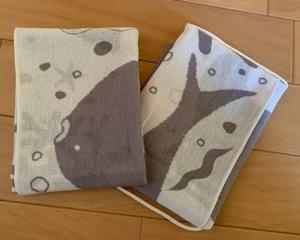 縫わない簡単マスクカバーの作り方 100円で2枚同時に作る方法